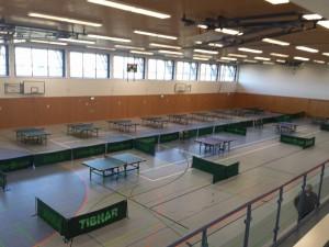 6. Tischtennis-Turnier für Nichtaktive @ SV Tresenwald e.V. Machern | Abt. Tischtennis | Machern | Sachsen | Deutschland