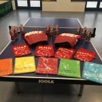 Geschenke für die Nachwuchsspieler