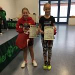 Sieger Mädchen 2017