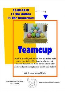 Tresenwalder Teamcup 2018 @ Kleine Halle | Machern | Sachsen | Deutschland
